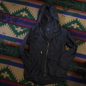 Girls L 10 windbreaker raincoat ☔️